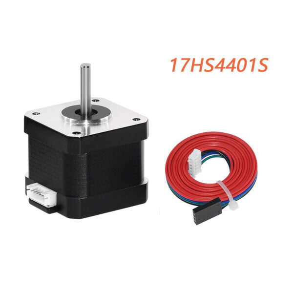 Aluminum Upgrade Dual Gear Mk8 Extruder for Extruder Ender 3 CR10 CR-10S PRO RepRap 1.75mm 3D Parts Drive Feed double pulley