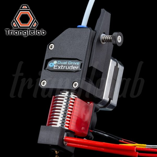 IsMyStore: trianglelab MK8 Bowden Extruder BMG extruder + V6 HOTEND Dual Drive Extruder for 3d printer High performance for  I3 3D printer