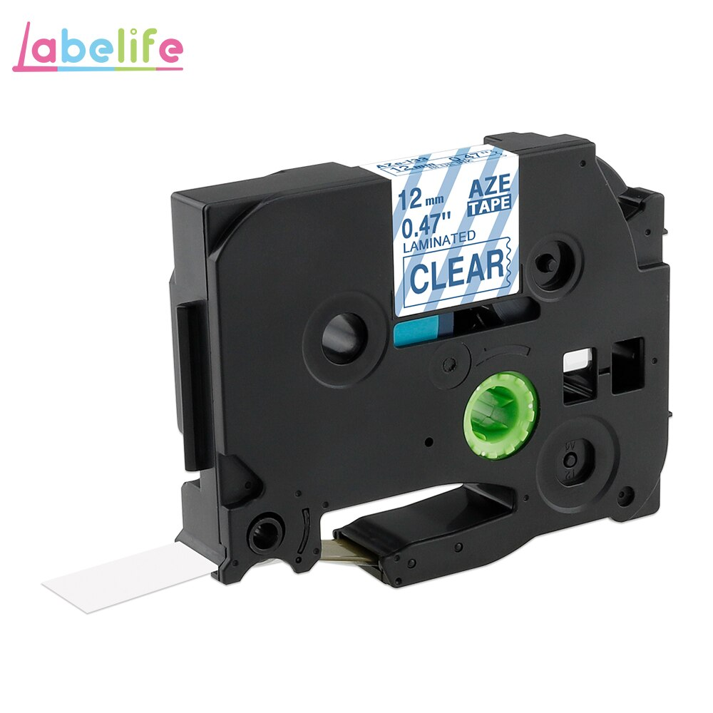 Labelife TZe231 31 Colors Label Tape Compatible Brother P