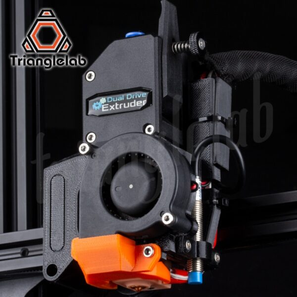 trianglelab DDE Direct Drive Extruder upgrade kit for Creality3D Ender-3/CR-10 series 3D printer Great performance improvement