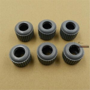 6pcs Finisher Offset Roller Tire 4A3-1121-000  For Canon IR3025 3030 3035 3045 3225 3230 3235 3245 4570 IRC 4080 4580 5185