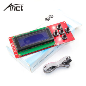 Anet A8 2004LCD Smart Display Screen Controller Module with Cable for RAMPS 1.4 Mega Pololu Shield Reprap 3D Printer Parts
