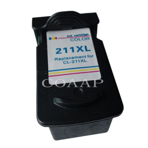 Refilled PG210 CL211 ink cartridge for CANON Pixma MP240 MP250 MP260 MP270 MP280 MP480 MP490 MP495 Printer