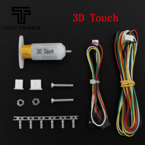 IsMyStore: 3D touch auto leveling sensor switch heating bed level sensor BL touch probe heater inductive sensor to FDM printer Auto Bed