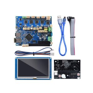 Duet2 Wifi V1.04 Cloned DuetWifi 32 Bit Board With 4.3″ PanelDue Touch Screen Controller Expansion Board 3D Printer Parts
