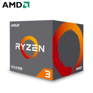 AMD Ryzen 3 1200 R3 1200 CPU Original Processor Quad-Core Socket AM4 3.1GHz 10MB TDP 65W Cache 14nm DDR4 Desktop with Cooler Fan