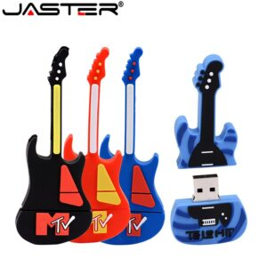 JASTER USB Cartoon usb 2.0 Musical instrumentUSB flash drive pen drive 4GB 8GB 16GB 32GB memory Stick