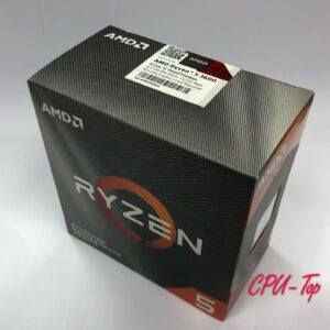 AMD Ryzen 5 3600,3.6 GHz Six-Core ,Twelve-Thread CPU Processor 7NM 65W L3=32M 100-000000031 Socket AM4 new and with fan