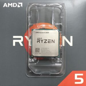 AMD Ryzen 5 2600 R5 2600 3.4GHz Six-Core Twelve-Thread CPU Processor Socket AM4 65W