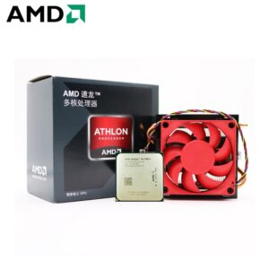 AMD Athlon X4 860K CPU PC computer X860K Socket FM2+ 3.7 GHz Quad-Core 860 K 100% working Desktop Processor Contain Cooler Fan