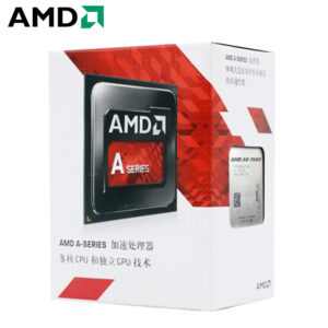 AMD APU A8-7680 A8 7680 3.5GHz R7 Quad-Core Desktop CPU Processor L2=2M 45W DDR3 Socket FM2+ New and with fan