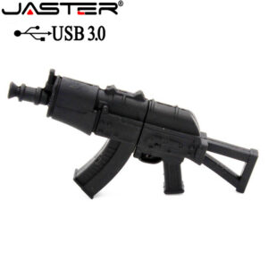 JASTER USB 3.0 cool ak47gun model usb flash drive pistol pendrive 8gb 16gb 32gb 64gb memory Stick Pendrives thumb drive gifts