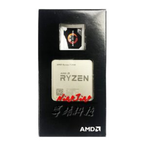 AMD Ryzen 7 1700 R7 1700 3.0 GHz Eight-Core CPU Processor YD1700BBM88AE Socket AM4 New but without cooler