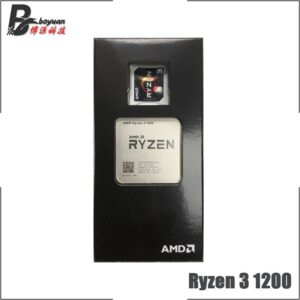 AMD Ryzen 3 1200 R3 1200 3.1 GHz Quad-Core CPU Processor  YD1200BBM4KAE Socket AM4
