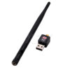 WiFi Adapter 5dB Antenna 150Mbps Lan Wireless Network Card Portable USB 7601 chip for Windows 7/8/XP/Vista