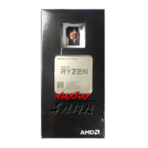 AMD Ryzen 7 2700X R7 2700X 3.7 GHz Eight-Core Sinteen-Thread CPU Processor L2=4M L3=16M 105W YD270XBGM88AF Socket AM4
