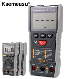 Multifunction Intelligent Digital Multimeter DC/AC Capacitance Resistance NCV True RMS Electronic Maintenance instrument Tools