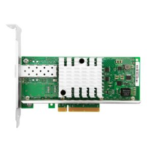 X520-DA1 PCI-E Ethernet Converged Network Card SFP+ 10G PCIe 2.0 X8 Server Adapter