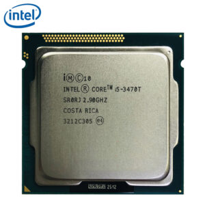 Intel Core i5-3470T i5 3470T 2.9GHz Dual-Core Quad-Thread CPU Processor 3M 35W LGA 1155 tested 100% working