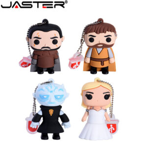 "JASTER HOT USB Flash Drive 32G ""Game of Thrones"" Memory stick Pen Drive 64G pendrive U disk 4GB 8GB 16GB 32GB 64GB"
