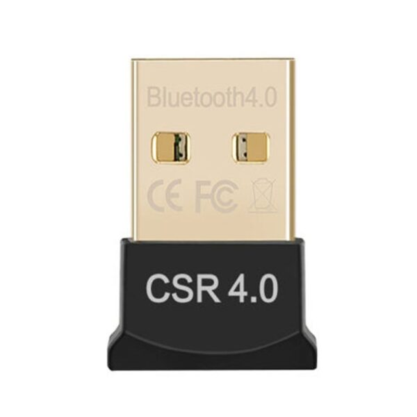 Portable USB Bluetooth Adapter V4.0 CSR Dual Mode Wireless Bluetooth Dongles Music Sound Receiver For Windows