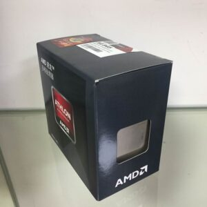 AMD Athlon X4 845 CPU Processor Quad-Core 3.5GHz 65W 2MB Socket FM2+ Cache Desktop Boxed with CPU Cooler Fan NEW