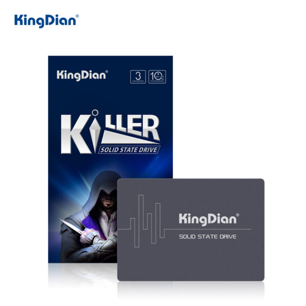 "KingDian SSD 1tb 120gb 240 gb 480gb 2tb SSD HDD 2.5"" SSD SATA SATAIII 512gb 256gb 128gb Internal Solid State Drive for Laptop"