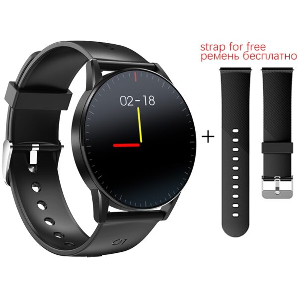 KaiHai smart watches android watch smart smartwatch Heart rate monitor Health tracker stopwatch Music control for iphone phone
