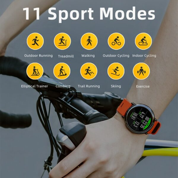 Huami Amazfit Pace Smartwatch Amazfit Smart Watch Bluetooth Music GPS Information Push Heart Rate For Xiaomi phone redmi 7 IOS