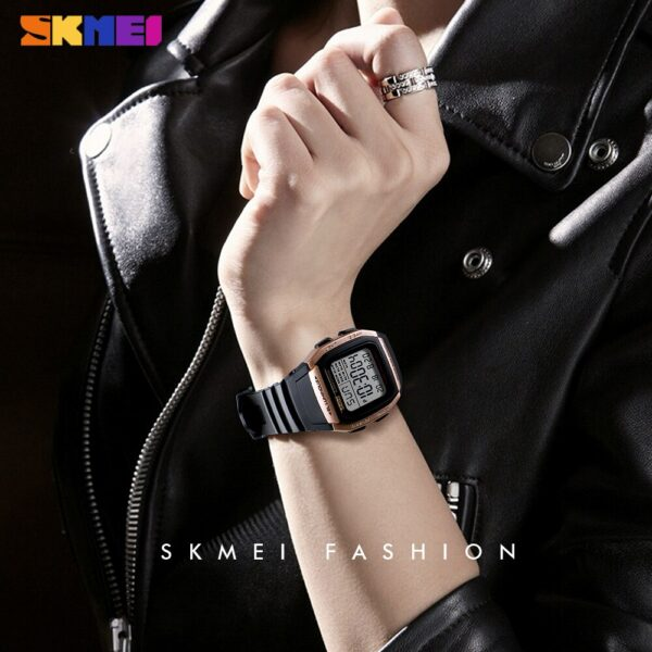 SKMEI New Fashion Digital Electronic Men Watches Sport Waterproof Alarm Wristwatch Military Chronograph Clock Relogio Masculino