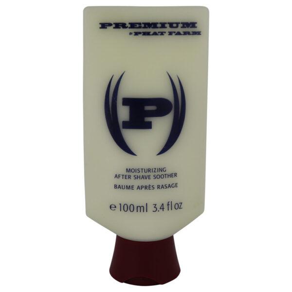 Premium by Phat Farm After Shave Soother (unboxed) 3.4 oz for Men