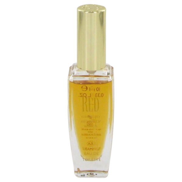 RED by Giorgio Beverly Hills Eau De Toilette Spray (unboxed) .33 oz for Women