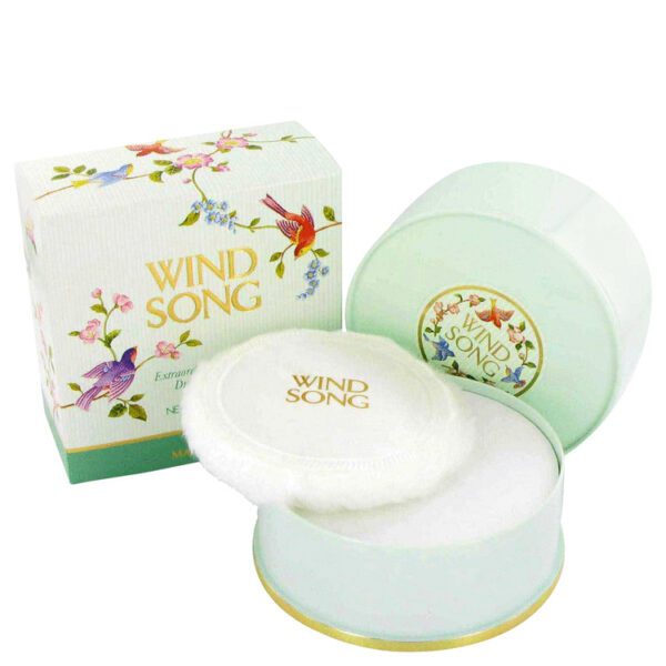 WIND SONG by Prince Matchabelli Dusting Powder 4 oz for Women