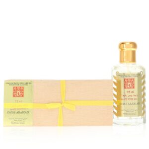 White Rose No 1 by Swiss Arabian Concentrated Perfume Oil Free From Alcohol (Unisex) 3.21 oz for Women