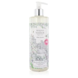 White Jasmine by Woods of Windsor Hand Wash 11.8 oz for Women