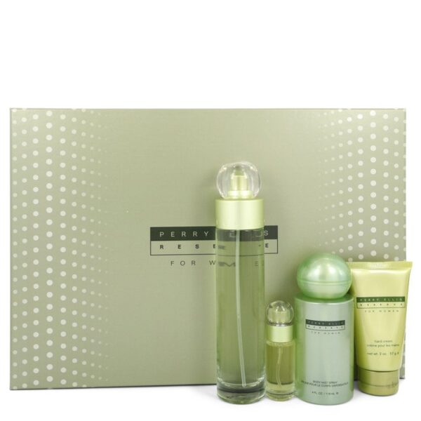 PERRY ELLIS RESERVE by Perry Ellis Gift Set - for Women