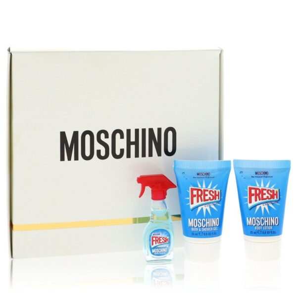 Moschino Fresh Couture by Moschino Gift Set - for Women